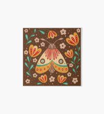 Summer moth Art Board