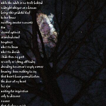 Midnight Whisper (poem) by Adrena87