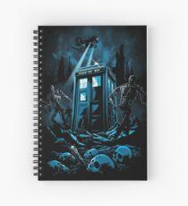 The Doctor's Judgement Spiral Notebook