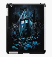 The Doctor's Judgement iPad Case/Skin
