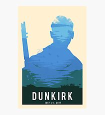 The Battle of Dunkirk Green Photographic Print