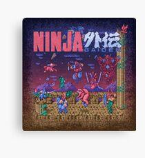Gaiden Ninja Canvas Print