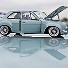 Mk1 Model Reflection by Vicki Spindler (VHS Photography)