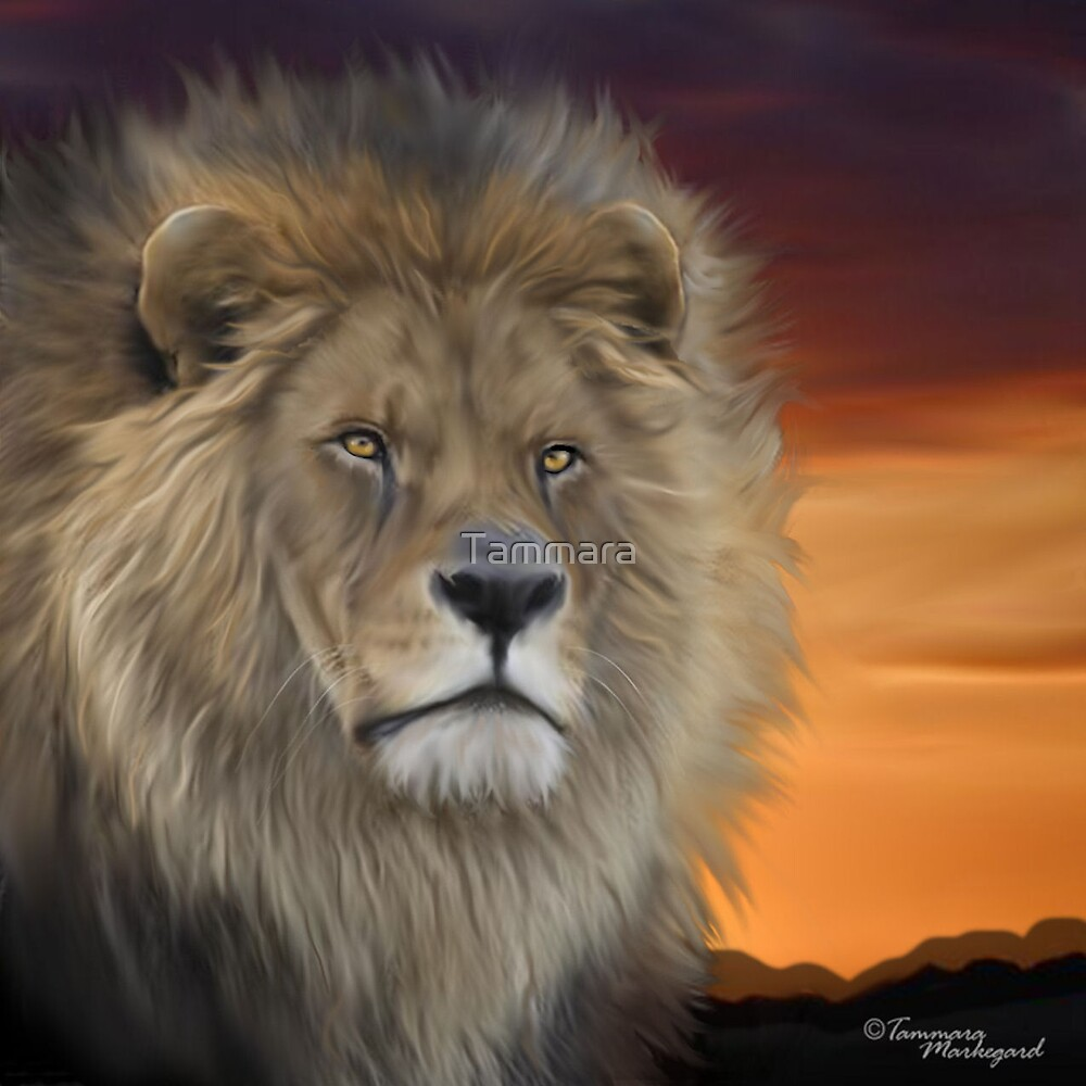 His Majesty by Tammara
