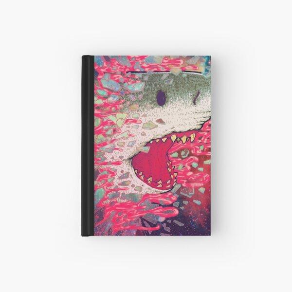 SHARK von der Außenwelt Notizbuch