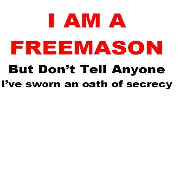 Freemasonry - Not The World's Best Kept Secret by toppco