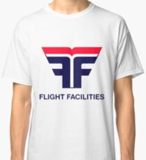Flight Facilities Logo Classic T-Shirt