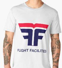 Flight Facilities Logo Men's Premium T-Shirt