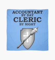 Cleric Spells Pathfinder Scarves | Redbubble