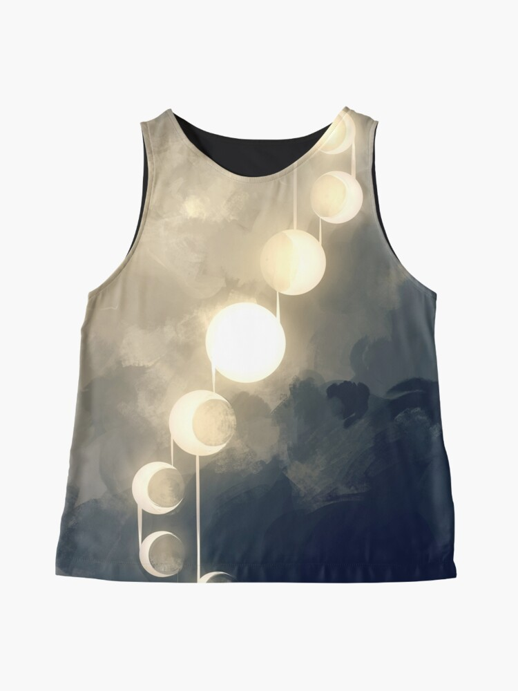 Alternate view of phases Sleeveless Top