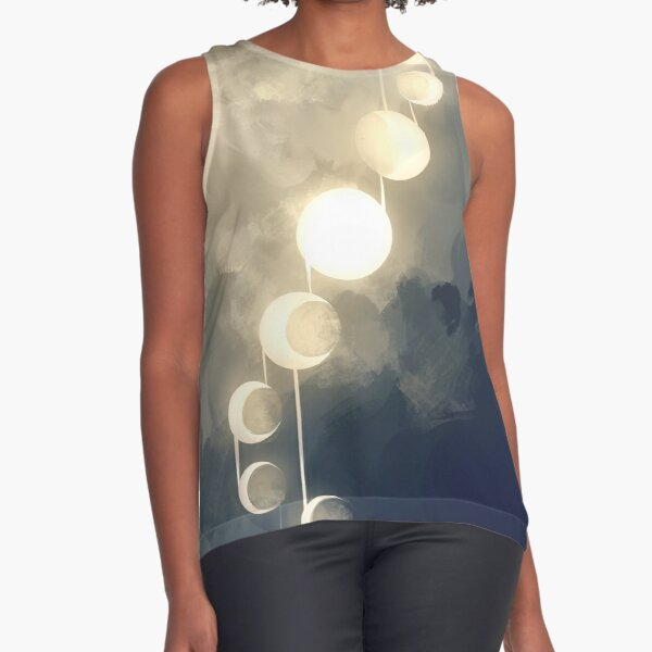 phases Sleeveless Top