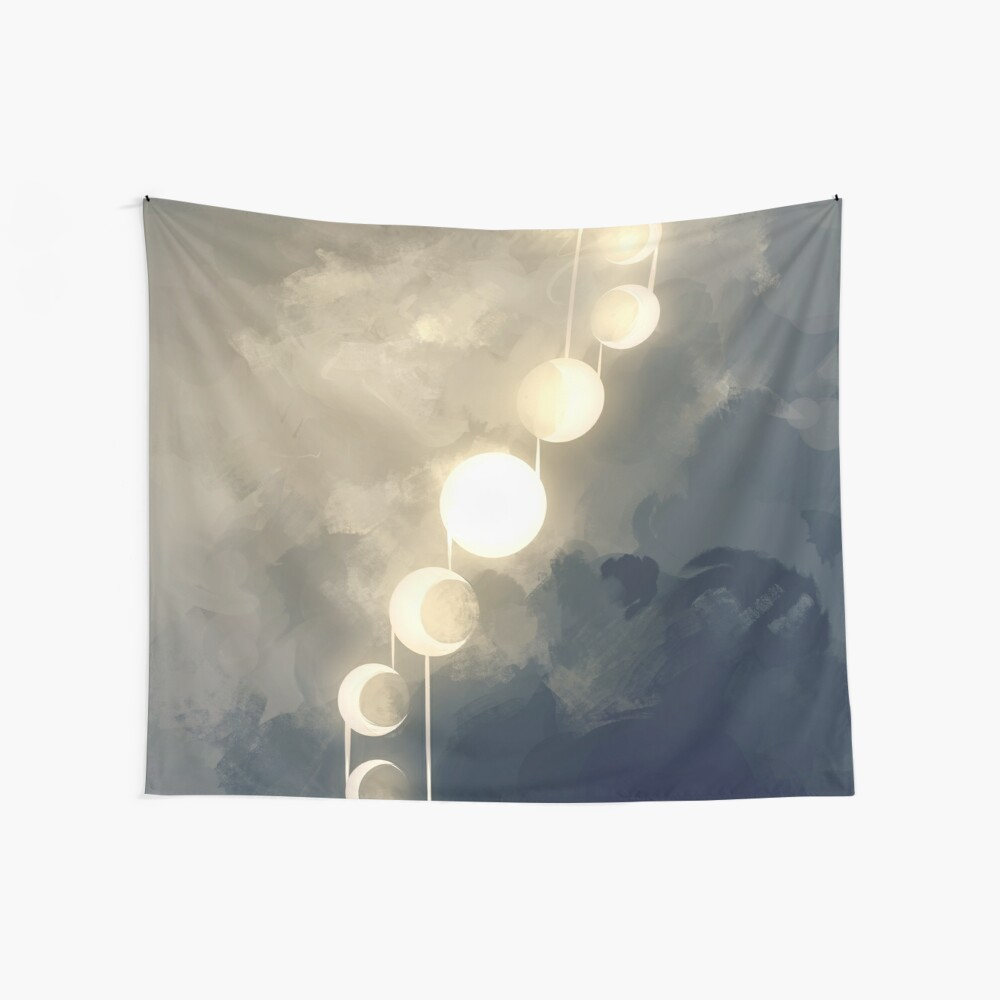 phases Wall Tapestry