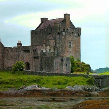 Eilean Donan Castle III by tomg