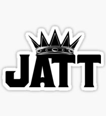 Jatt Stickers | Redbubble