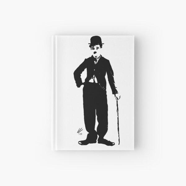 Charlie Chaplin Carnet cartonné