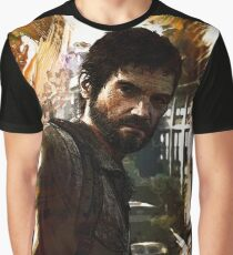 """The Last Of Us"" - JOEL Graphic T-Shirt"