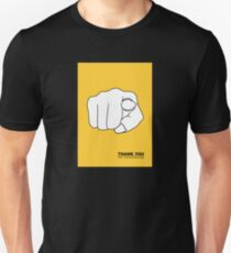 thank you for volunteering hand illustration T-Shirt