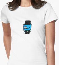 Maximillion von Billions Womens Fitted T-Shirt