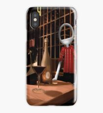 Corky in the cellar iPhone Case