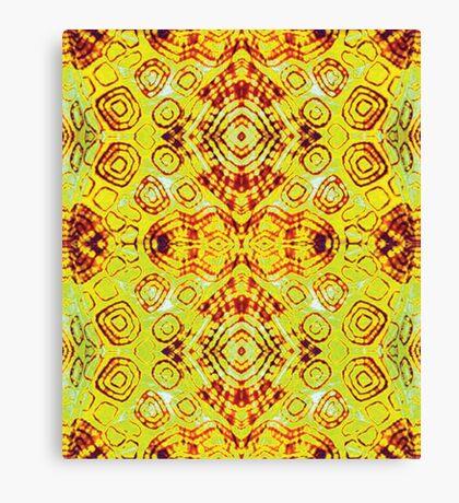 Zen- I Am Sun-Centered Canvas Print