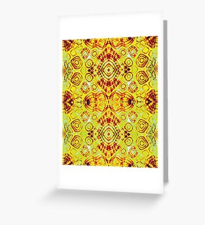 Zen- I Am Sun-Centered Greeting Card