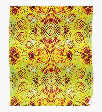 Zen- I Am Sun-Centered Poster