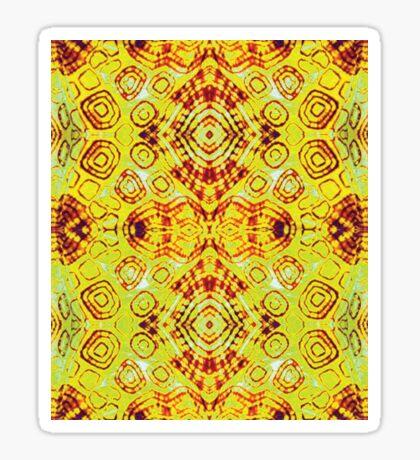 Zen- I Am Sun-Centered Sticker