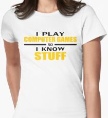 I play so I know T-Shirt