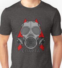 Metro Gasmask (Sparta) Unisex T-Shirt