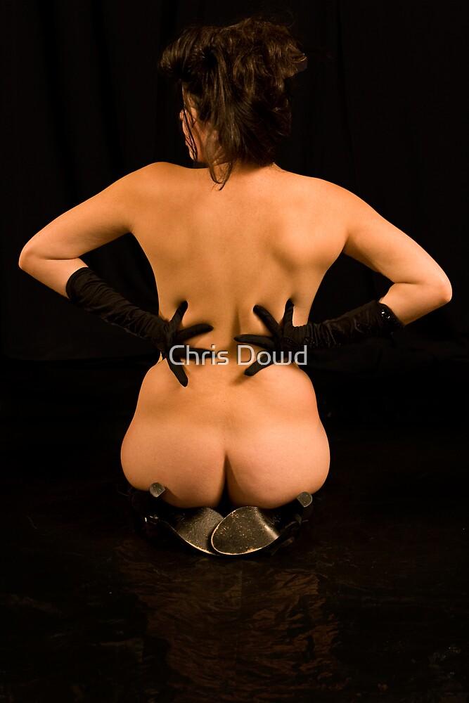 Elegant nude by Chris Dowd