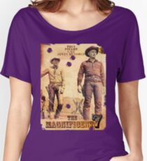 The Magnificent Gang (3) Women's Relaxed Fit T-Shirt