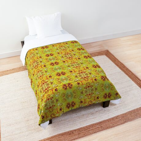 Zen- I Am Sun-Centered Comforter