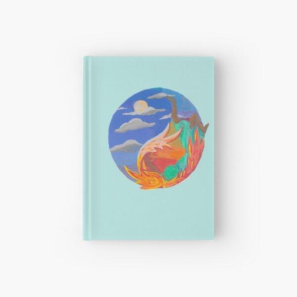 Isle of Flightless Birds Hardcover Journal