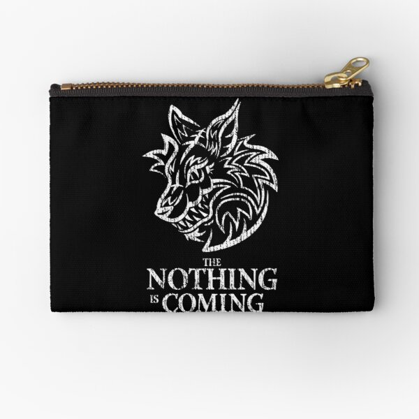 The Neverending Story - The Nothing is Coming Zipper Pouch