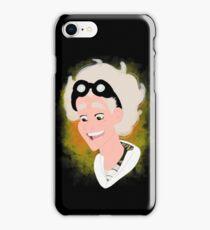 Doc iPhone Case/Skin