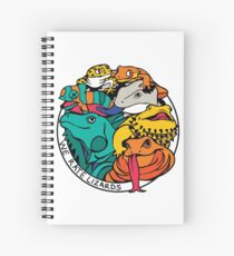 Cuaderno de espiral Nosotros valoramos las lagartijas