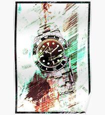 Rolex Submariner Poster