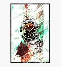 Rolex Submariner Photographic Print