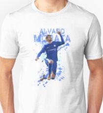 Alvaro Morata Art - Chelsea FC T-Shirt