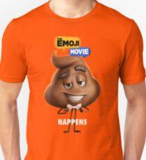 T-shirt :: Emoji:: Poop Emoji - Patrick Stewart T-Shirt