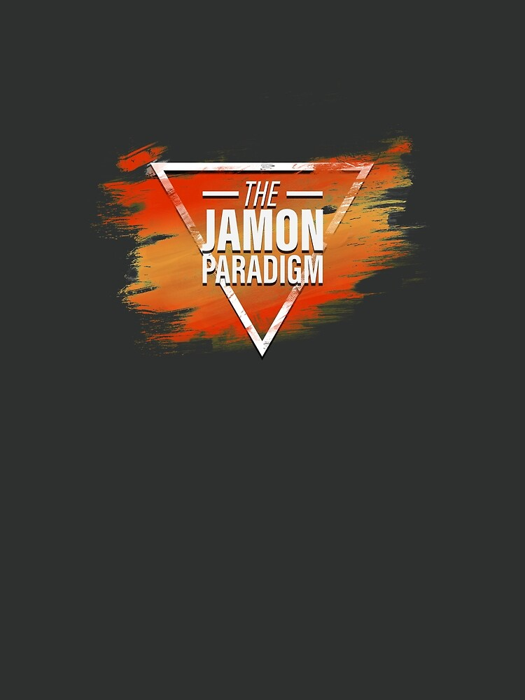 Jamon Paradigm Condensed Logo by JamonParadigm