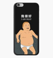 Bobby Hill - ich bin okay iPhone-Hülle & Cover