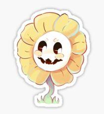 Flowey Sticker Sticker