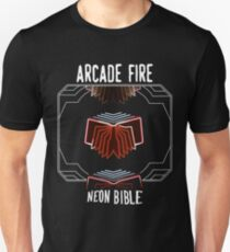 Arcade Fire - Neon Bible Unisex T-Shirt