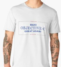 MAKE OBJECTIVE-C GREAT AGAIN! Men's Premium T-Shirt
