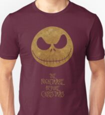 The Nightmare of Jacks Face T-Shirt