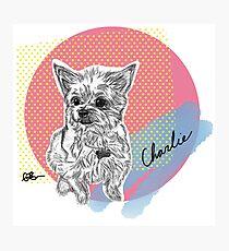 Charlie Photographic Print
