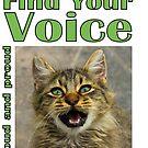 Find Your Voice by SlightlySkewy