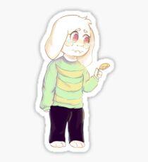 Asriel Sticker Sticker