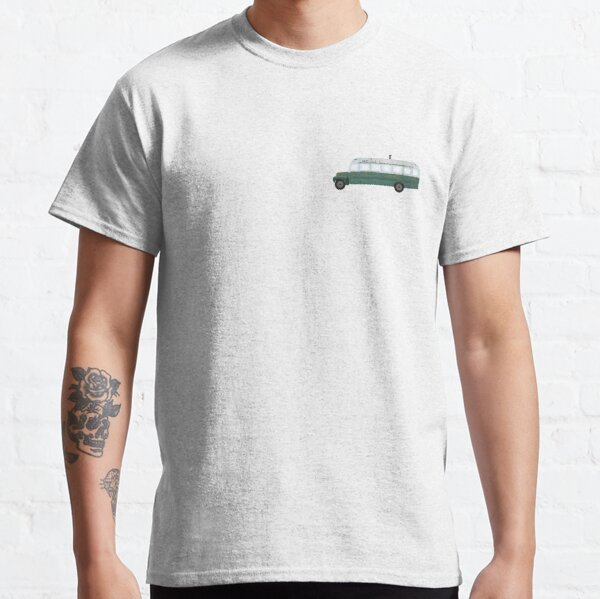 Into the Wild png Magic Bus s142 Classic T-Shirt